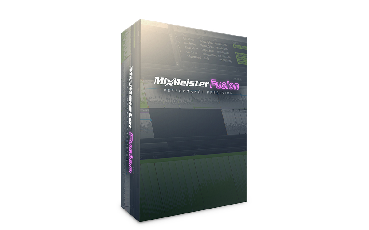 Mixmeister fusion v7.2.2 cracked dj mix software